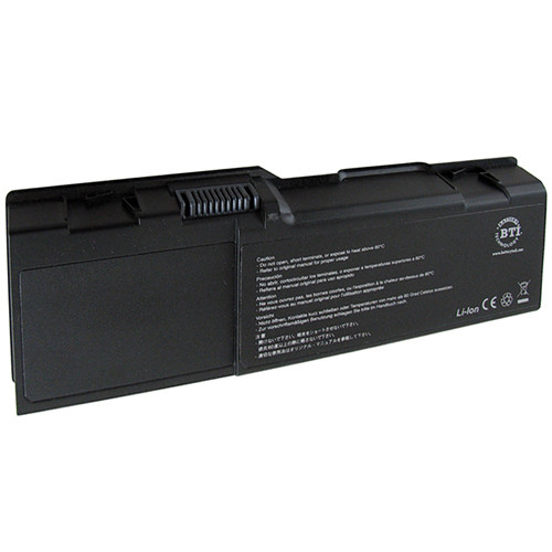 BTI DL-E6400 Premium 6 Cell 5200 mAh 10.8 V Replacement Battery