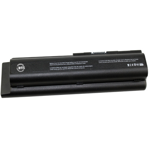 BTI HP-DV4X12 Premium 12 Cell 8800 mAh 10.8 V Replacement Battery
