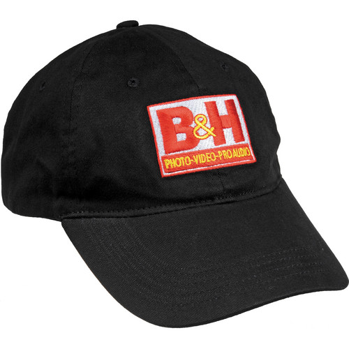 B&H Photo Video Logo Baseball Cap (Black)