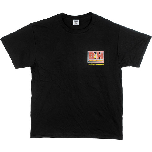 B&H Photo Video Logo T-Shirt (Large, Black)