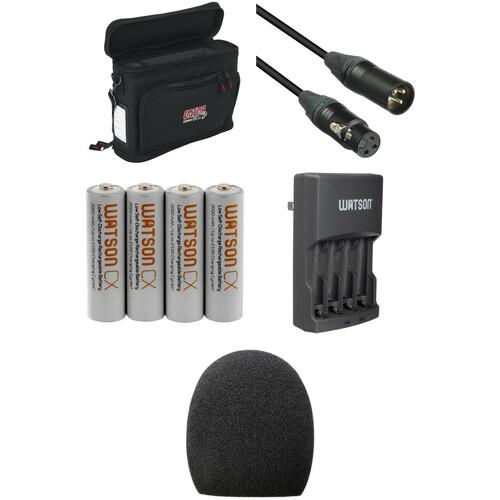 B&H Photo Video Wireless Handheld Microphone Accessory Kit