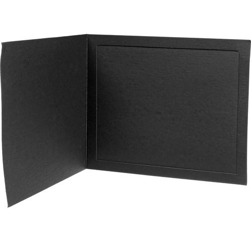 """B. Oshrin Firenza 8x10"""" Folder (Black)"""