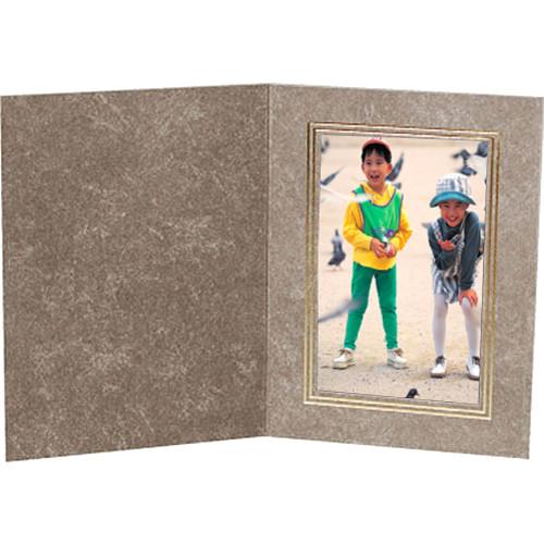 "B. Oshrin Scott 5x7"" Folder (Light Gray)"