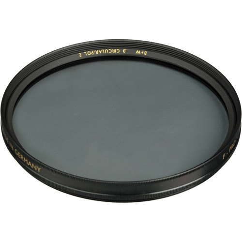 B+W 37mm Circular Polarizer SC Filter