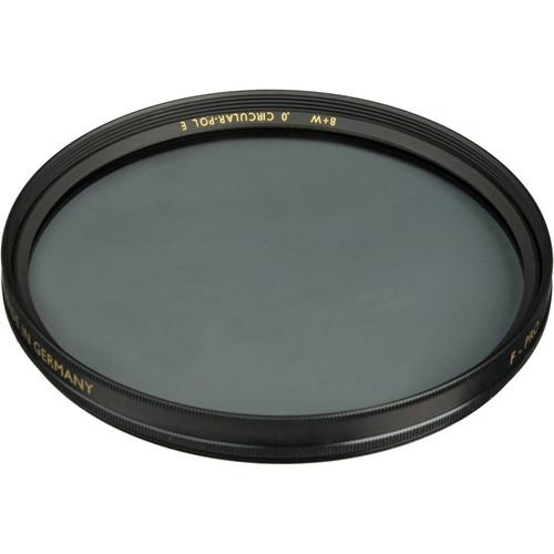 B+W 58mm Circular Polarizer SC Filter