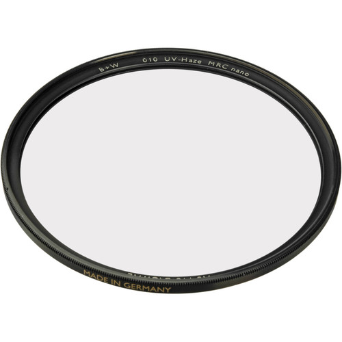 B+W 52mm XS-Pro UV Haze MRC-Nano 010M Filter
