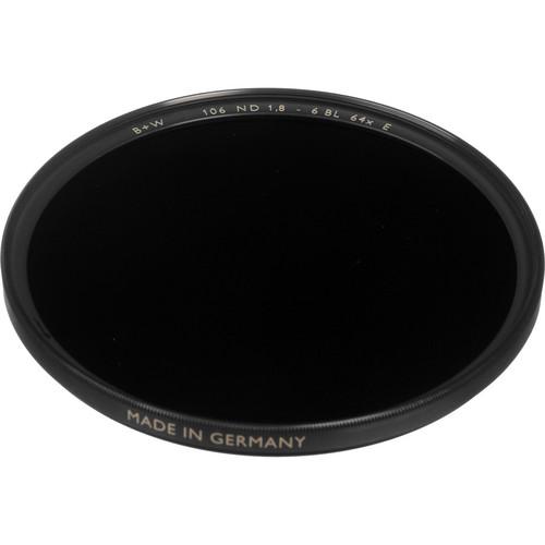 B+W 58mm 1.8 ND 106 Filter