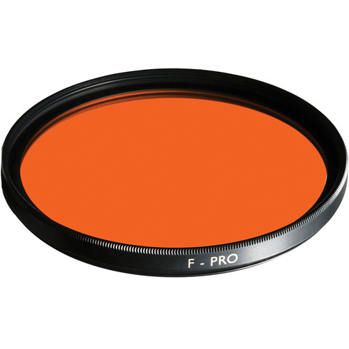 B+W 37mm 040 Yellow-Orange (16) Multi-Coated (MC) Glass Filter