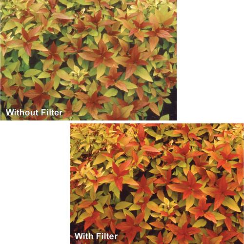 B+W 52mm Redhancer Filter (491)