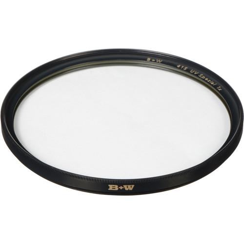 B+W 62mm UV 415 Strong Absorbing Filter