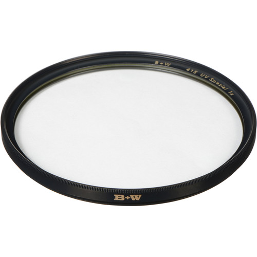 B+W 62mm Strong UV Absorbing 415 Filter