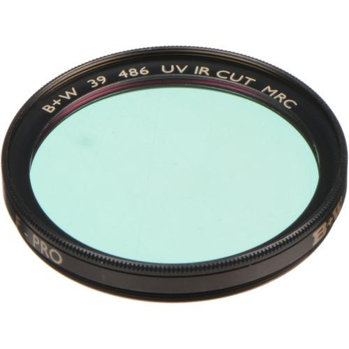 B+W 39mm UV/IR Cut 486M MRC Filter