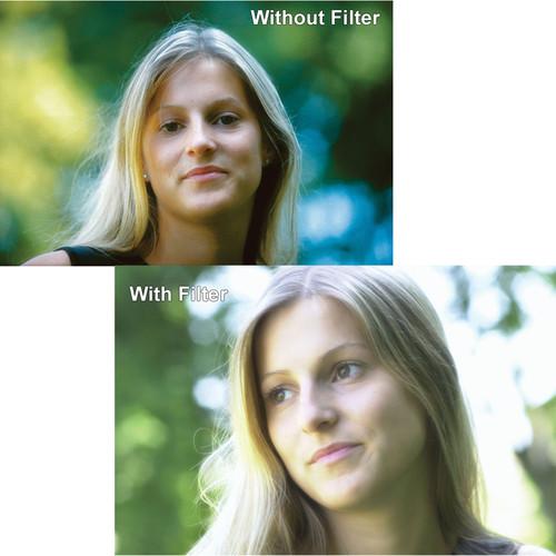 B+W 62mm Zeiss Softar 1 (656-1) Effect Filter