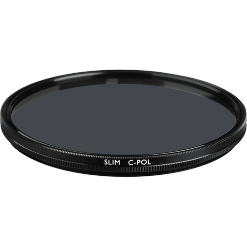 B+W 55mm Circular Polarizer Slim Filter
