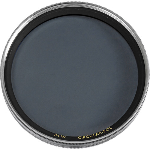 B+W 62mm Digital Pro Circular Polarizer Filter