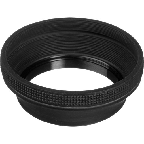 B+W 82mm #900 Rubber Lens Hood