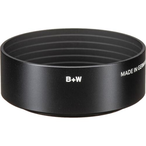 B+W 49mm Screw-In Metal Lens Hood #950