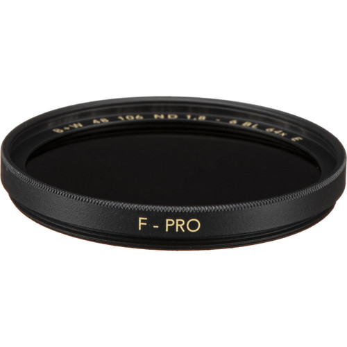 B+W 48mm SC 106 Solid Neutral Density 1.8 Filter (6 Stop)