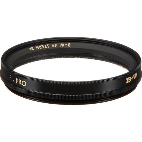 B+W 49mm Cross Screen 8x Filter