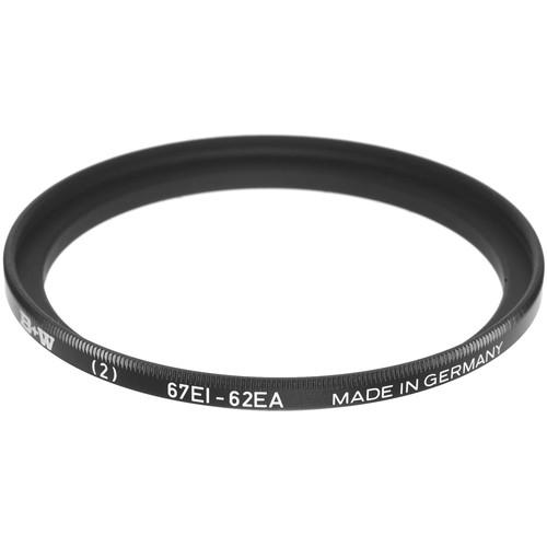 B+W 62-67mm Step-Up Ring