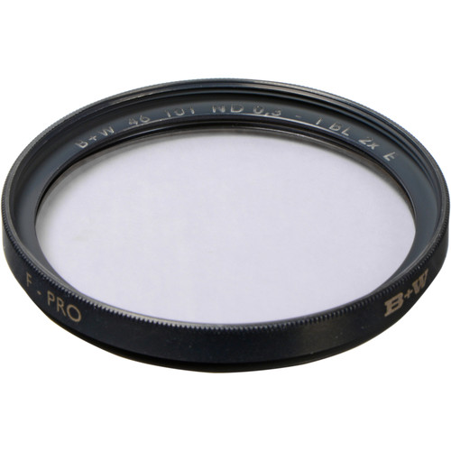 B+W 46mm SC 101 ND 0.3 Filter (1-Stop)