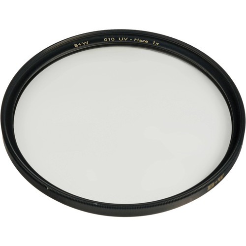 B+W 27mm UV Haze SC 010 Filter
