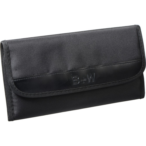 B+W B4 Four-Filter Pouch (For Up To 82mm)