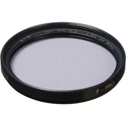 B+W 52mm MRC 101M Solid Neutral Density 0.3 Filter (1 Stop)
