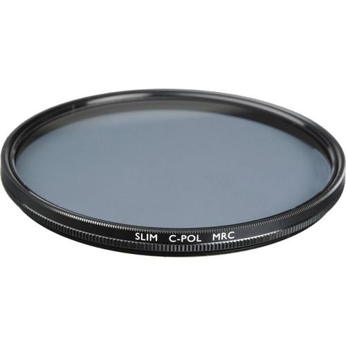 B+W 55mm Circular Polarizer Slim MRC Filter