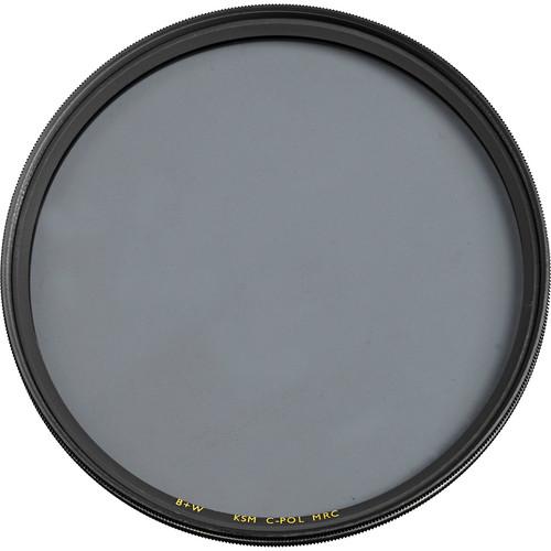 B+W 37mm Kaesemann Circular Polarizer MRC Filter