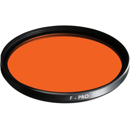 B+W 60mm #16 Yellow-Orange (040) MRC Filter