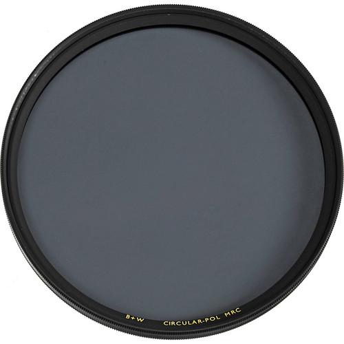 B+W 62mm Circular Polarizer MRC Filter