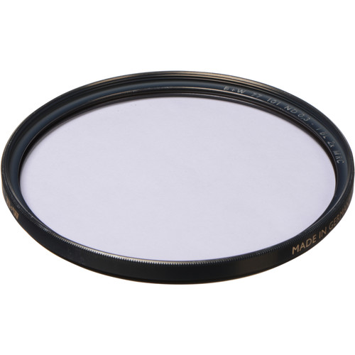 B+W 77mm MRC 101M Solid Neutral Density 0.3 Filter (1 Stop)