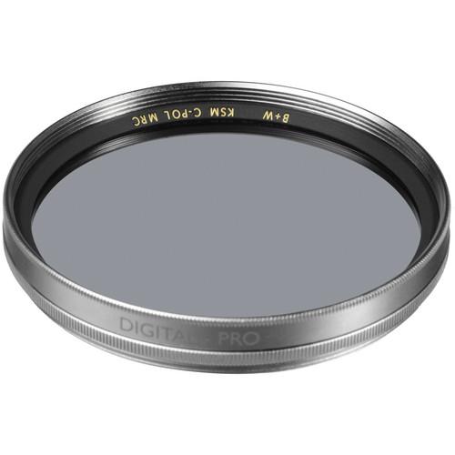 B+W 58mm Kaesemann Digital-Pro Circular Polarizer MRC Filter