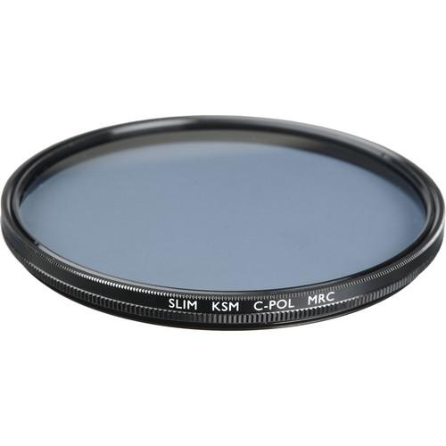 B+W 62mm Kaesemann Circular Polarizer Slim MRC Filter