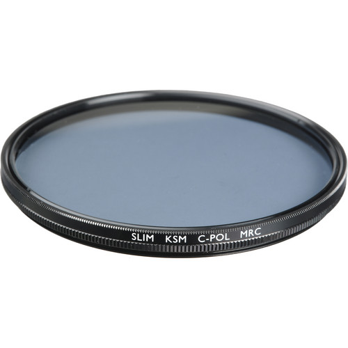 B+W 72mm Kaesemann Circular Polarizer Slim MRC Filter