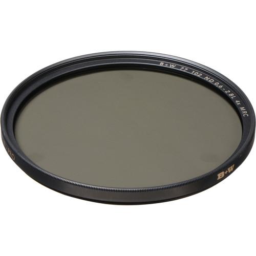 B+W 77mm MRC 102M ND 0.6 Filter (2-Stop)