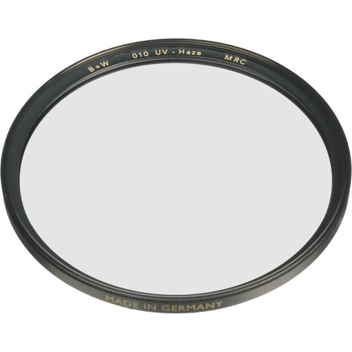 B+W 72mm UV Haze MRC 010M Filter