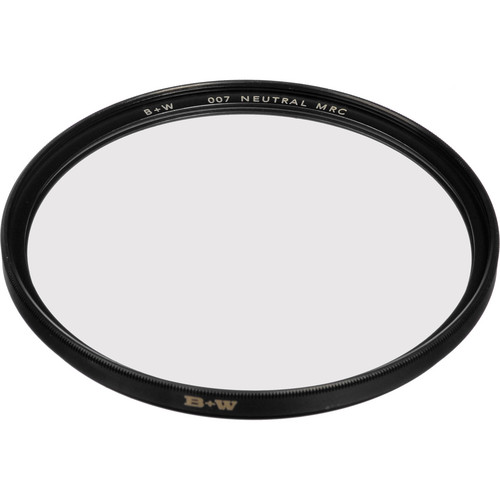 B+W 72mm Clear MRC 007M Filter