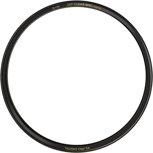 B+W 55mm XS-Pro Clear MRC-Nano 007 Filter