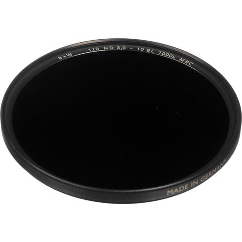 B+W 82mm MRC 110M Solid Neutral Density 3.0 Filter (10 Stop)