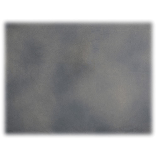 Backdrop Alley Air Brushed and Wash Muslin Backdrop (10 x 24', Blue Steel Air Brushed)