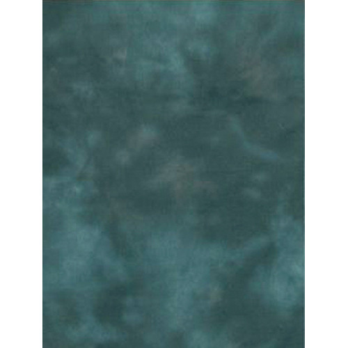 Backdrop Alley Reversible Muslin Backdrop (10 x 12', Aqua Night/Blue Meadow)