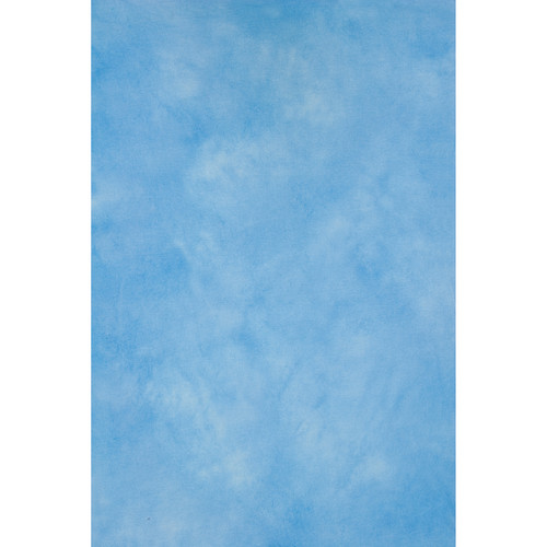 Backdrop Alley Hand Painted Muslin Backdrop (10 x 12', Mountain Sky)