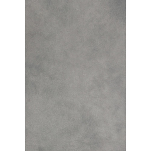Backdrop Alley Hand Painted Muslin Backdrop (10 x 24', Whale Gray)