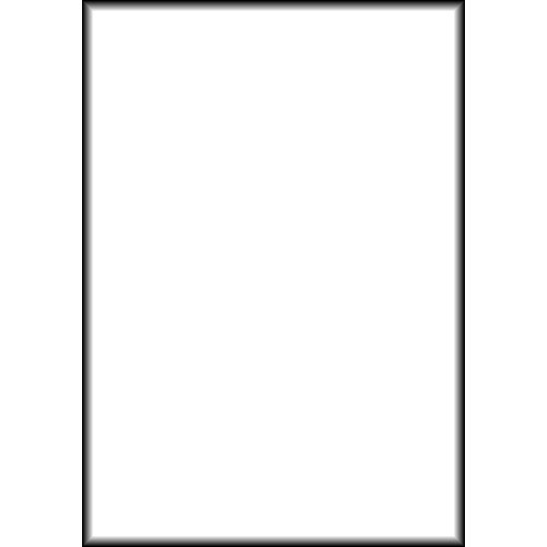 Backdrop Alley Solid Muslin Background - 8.0 x 10' (White)
