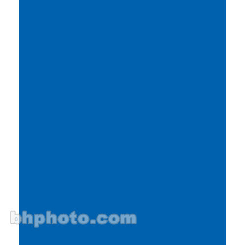 Backdrop Alley Muslin Background - 10 x 12' - Chroma-Key Blue