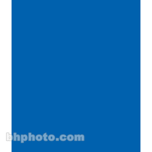 Backdrop Alley Muslin Background - 10 x 24' - Chroma-Key Blue