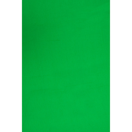 Backdrop Alley BAM24VDGRN Solid Muslin Background (10 x 24', Chroma Key Green)