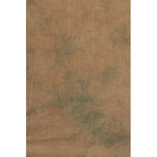 Backdrop Alley Desert Moss Crush and Tie-Dye Muslin Background (10 x 12')